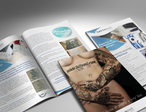 Corporate Branding Tattoout.com