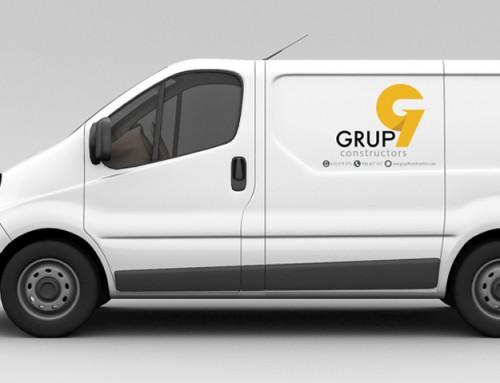 Branding y Corporate Identity Grup 9 Constructors