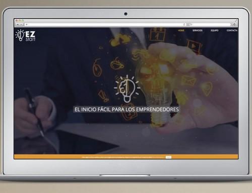 Corporate Web Responsive EZ-Start.es